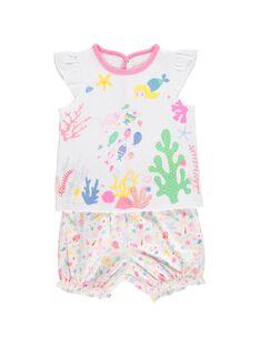 White Pajamas CEFIPYJMAR / 18SH1362PYJ000