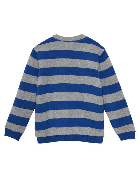 Blue Pullover JOVIPUL / 20S902D1PUL703