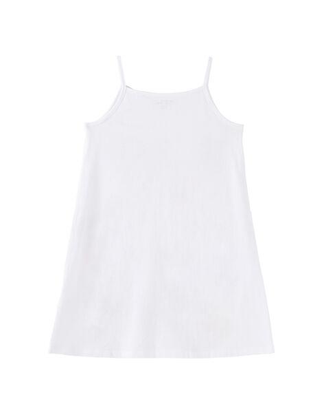White Night dress JEFACHU1 / 20SH11U2CHN000