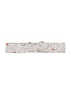 Baby girls' headband FOU1BAN / 19SF4211BAN099