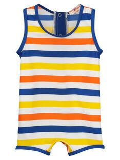 Multicolor Swimsuit FYUCOMEX / 19SI10K5MAI099