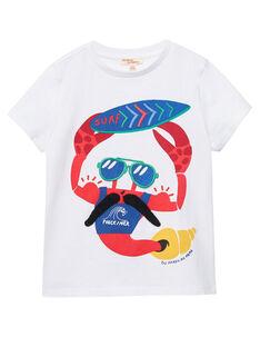 White T-shirt JOCEATI4 / 20S902N3TMC000