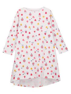White Night dress GEFACHUCOE / 19WH1152CHN000