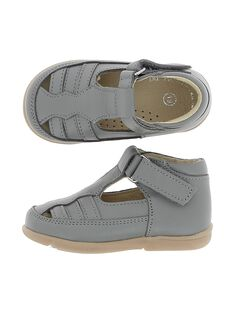 Grey Salome shoes CBGSALSAND / 18SK38W3D3H940