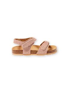Pink gold SANDAL LFNUGOLD / 21KK3556D0EK009