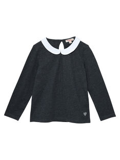 Dark grey baby blouse JAESBRA2 / 20S90163D3A944
