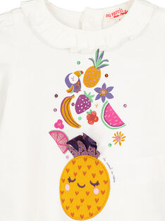 Off white T-shirt GIVIOTEE / 19WG09R1TML001