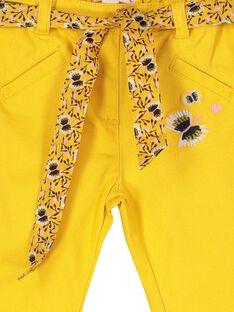 Baby boys' trousers FULIPAN1 / 19SG1021PAN412
