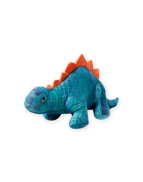 Blue dinosaur plush JDino Camou / 20T8GG11PE2099