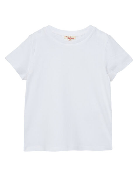 White T-SHIRT JOESTI1 / 20S90262D31000