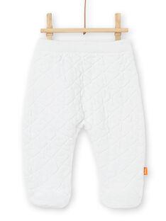 White set in mixed birth knit LOU1ENS4 / 21SF05H1ENS000