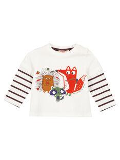 Off white T-shirt GUBRUTEE2 / 19WG10K2TML001