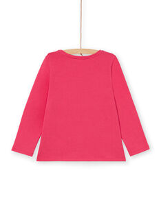 Pink T-shirt LAJOTEE1 / 21S90134D32F507