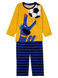 Yellow Pajamas GEGOPYJBAL / 19WH12D2PYJB107