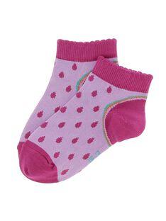 Multicolor Socks CYAGAUCHO / 18SI01L1SOQ099