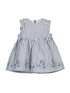 Blue Dress FINEROB1 / 19SG09B1ROB703
