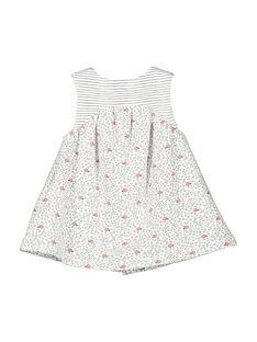 Baby girls' fancy dress FOU1ROB / 19SF0511ROB099