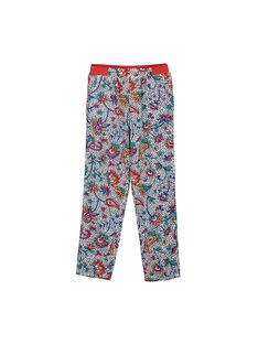 Multicolor pants FATOPANT / 19S901L1PAN099