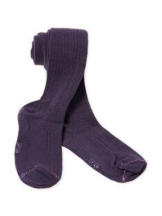 Purple TIGHTS KYAJOCOL5 / 20WI0142COLH703