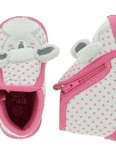 Baby girls' boot slippers DBFBOTKOA / 18WK37W4D0A940
