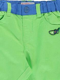 Baby boys' shorts CUMABER1 / 18SG10U1BER615