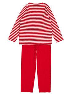 Red Pajamas GEFAPYJBI / 19WH11N2PYJF512