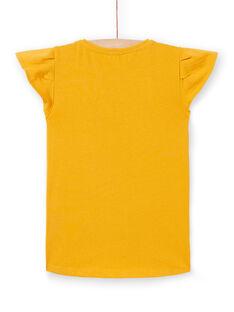 Short sleeve T-shirt with magic sequins LAPOETI1 / 21S901Y1TMC107