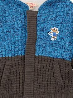 Sky blue Blazer GUGROVES / 19WG1081VESC201