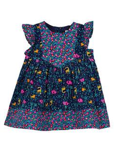 Navy Dress GIMUROB3 / 19WG09F2ROB070
