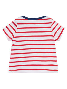 Red T-shirt JUJOTI3 / 20SG10T1TMCF524