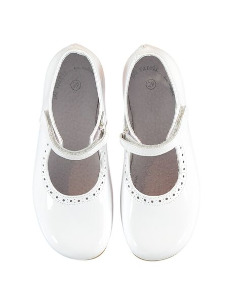 White Salome shoes JFBABSONIAB / 20SK35Y1D13000