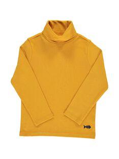 Orange under-sweater DOJOSOUP1 / 18W902J1D3B101