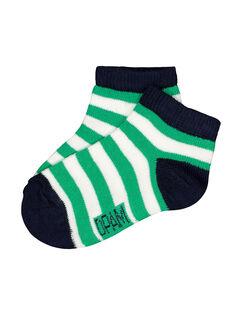 Baby boys' mid length socks FYUJOCHO6B / 19SI10G2SOQ099