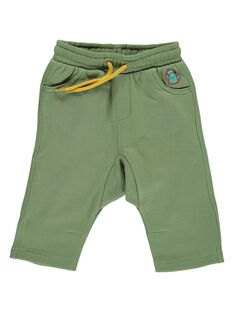 Baby boys' fleece trousers CUPIPAN2 / 18SG10I2PAN612