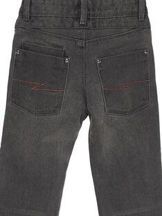 Black denim Jeans GOBRUJEAN / 19W902K1JEAK003