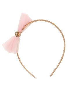 Gold headband FYAJOUSER / 19SI01T1TET954