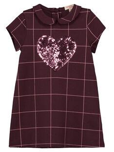 Brown Dress GAJOROB6 / 19W90141D2FI809