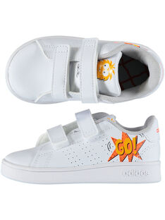 White Sport shoes GBGEF0305 / 19WK38P1D35000