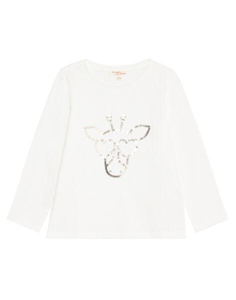 Off white LONGSLEEVE T-SHIRT KAJOYTEE3 / 20W90151D32001