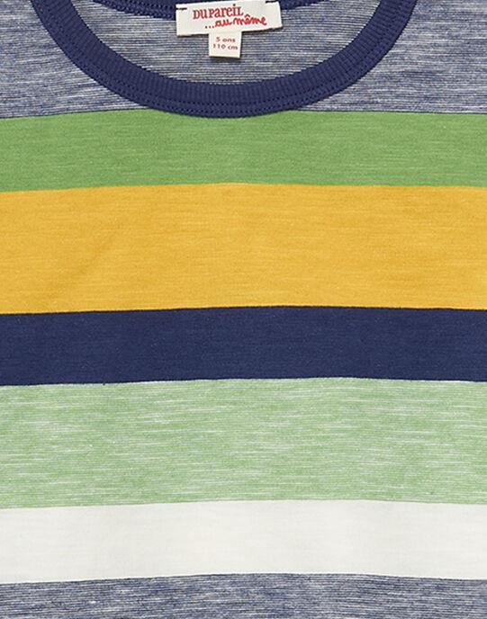 Navy T-shirt JOTROTEE1 / 20S902F1TMLC205