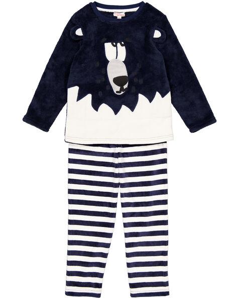 Navy Pajamas GEGOPYJBOA1 / 19WH12N3PYJ070