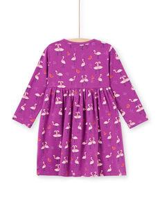Purple NIGHT DRESS MEFACHUFLA / 21WH1131CHN712