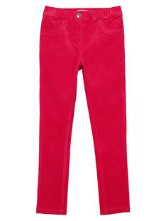 Pink Pants GAJOVEJEG2 / 19W90142D2BD318