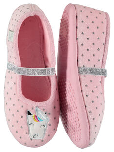 Clear pink Ballerina GFBALLIC / 19WK35Z5D07321