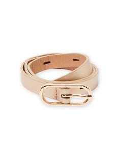 Baby girl golden belt MYAESBELT2 / 21WI01E3CEI955