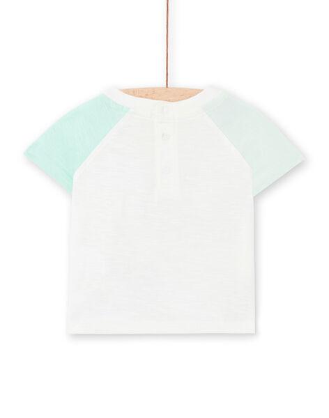 Off white T-SHIRT LUVERTI2 / 21SG10Q2TMC001