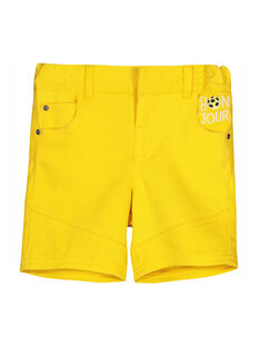 Baby boys' shorts FULIBER1EX / 19SG1021BER412