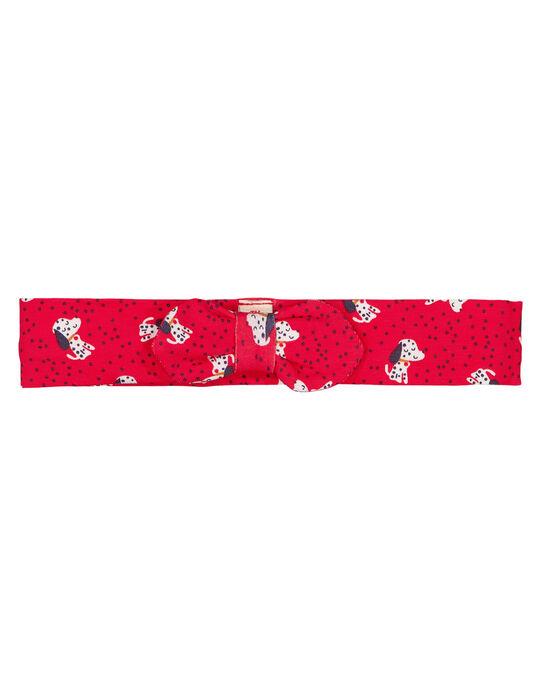 Red Hariband GYISANBAN / 19WI09C1BAN050