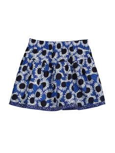 Girls' reversible skirt FANEJUP2 / 19S901B2JUP099