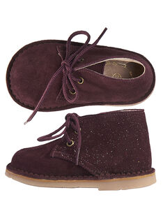 Burgundy Boots GBFBOOTDES / 19WK37X3D0D719